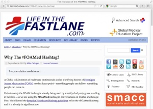 lifeinthefastlane.com/2012/09/why-the-hashtag