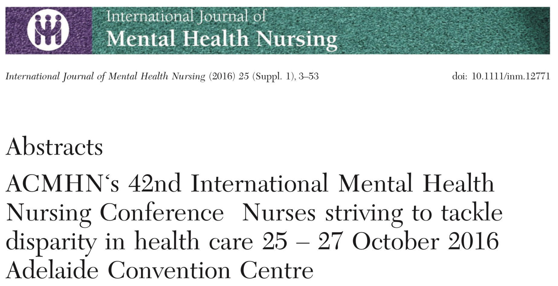 Why on earth would a Mental Health Nurse bother with Twitter