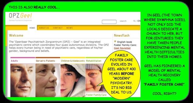 Openbaar Psychiatrisch Zorgcentrum (OPZ) – Geel http://www.opzgeel.be/en/home/htm/intro.asp